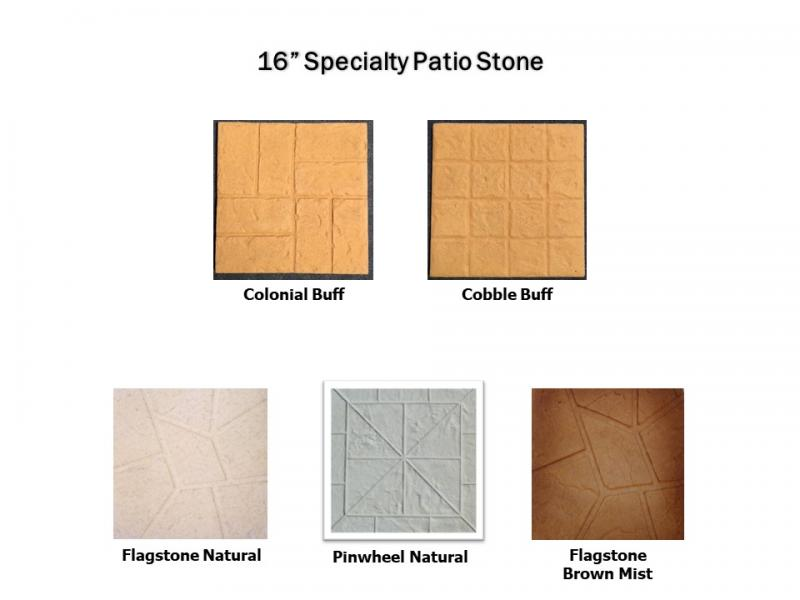 Specialty Patio Stone Pg 3